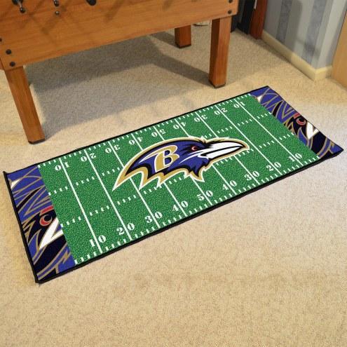 Baltimore Ravens Quicksnap Runner Rug