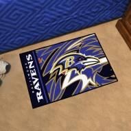 Baltimore Ravens Quicksnap Starter Rug