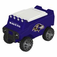 Baltimore Ravens Remote Control Rover Cooler