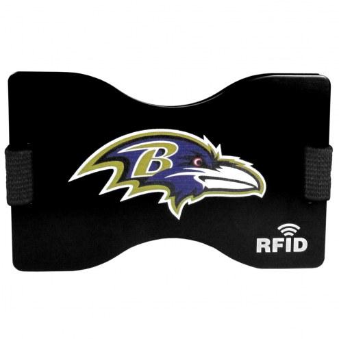 Baltimore Ravens RFID Wallet