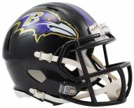 Baltimore Ravens Riddell Speed Mini Collectible Football Helmet