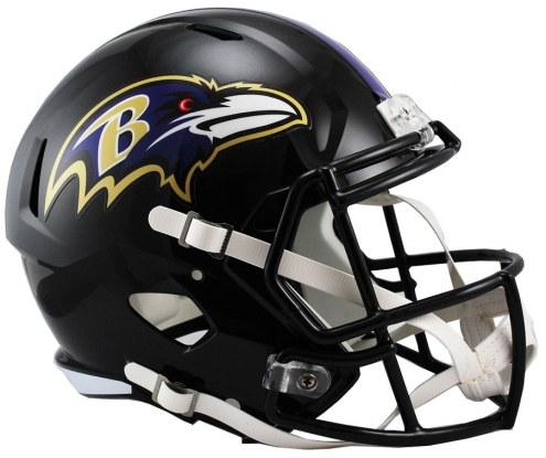 Baltimore Ravens Riddell Speed Collectible Football Helmet