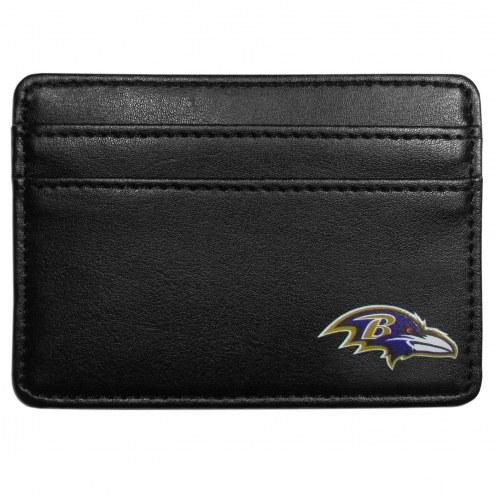 Baltimore Ravens Weekend Wallet