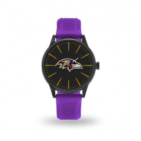 Baltimore Ravens Sparo Men's Cheer Watch