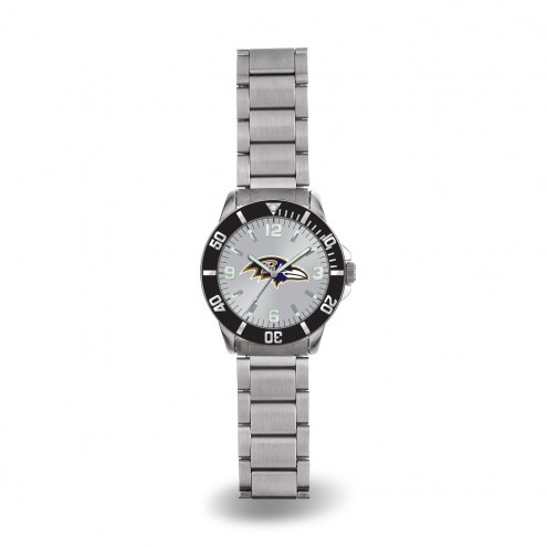 Baltimore Ravens Sparo Men's Key Watch