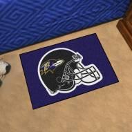 Baltimore Ravens Starter Rug