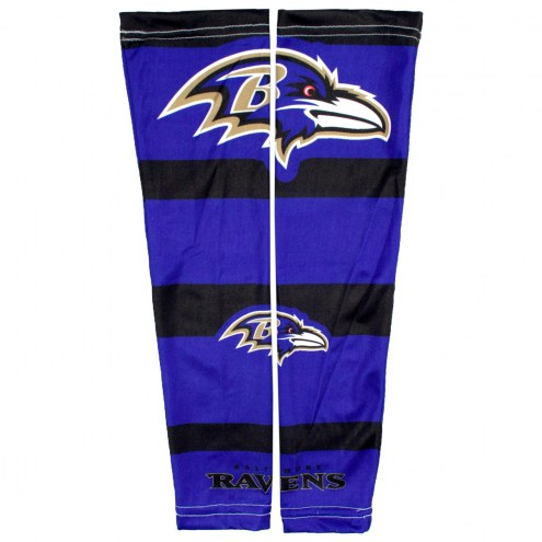 Baltimore Ravens Strong Arm Sleeves
