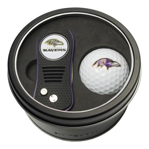 Baltimore Ravens Switchfix Golf Divot Tool & Ball