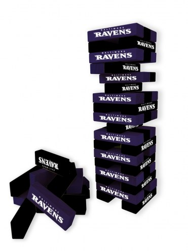 Baltimore Ravens Table Top Stackers