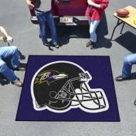 Baltimore Ravens Tailgate Mat