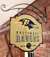 Baltimore Ravens Tavern Sign