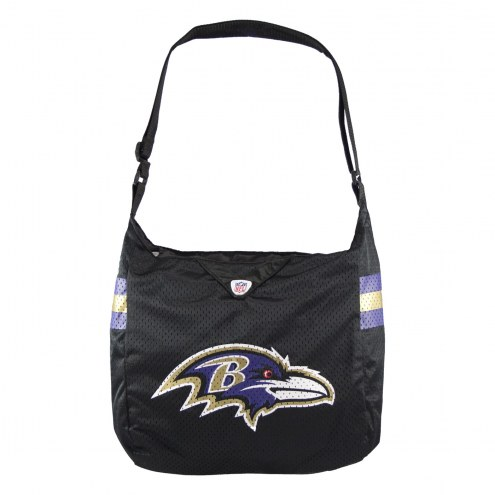 Baltimore Ravens Team Jersey Tote