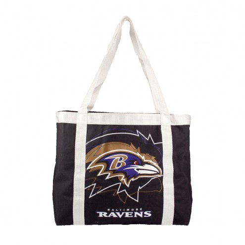 Baltimore Ravens Team Tailgate Tote