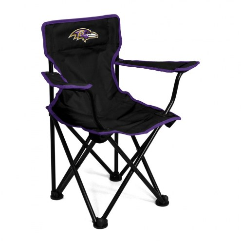 Baltimore Ravens Toddler Folding Chair
