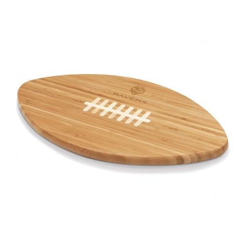 Baltimore Ravens Touchdown Cutting Board
