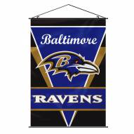 Baltimore Ravens Wall Banner
