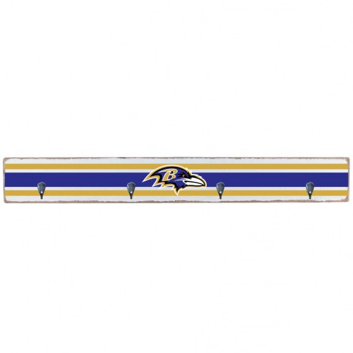 Baltimore Ravens Wall Hooks