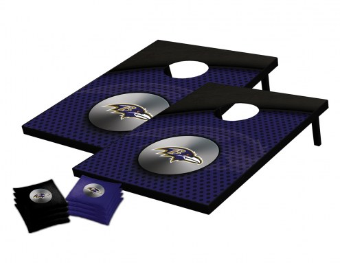 Baltimore Ravens Wild Sports Cornhole Set