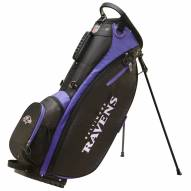 Baltimore Ravens Wilson NFL Carry Golf Bag