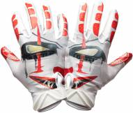 Battle Sports Clown Cloaked Adult Football Receiver Gloves