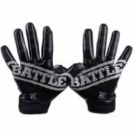 Battle Sports Doom 1.0 Adult Football Receiver Gloves