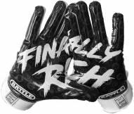 Battle Sports Finally Rich Adult Football Receiver Gloves