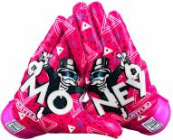 Battle Sports Money Man Adult Football Receiver Gloves