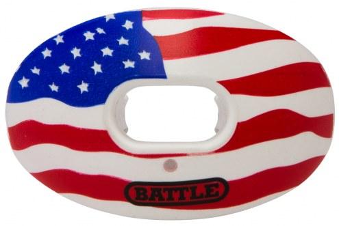 Battle Sports Oxygen American Flag Mouthguard