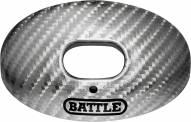 Battle Sports Oxygen Carbon Chrome Lip Protector Mouthguard
