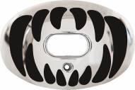 Battle Sports Oxygen Predator Chrome Lip Protector Mouthguard