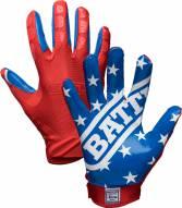Battle Sports Ultra Stick Adult Football Receiver Gloves