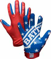 Battle Sports Ultra Stick Adult Receiver Gloves