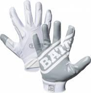 Battle Sports Ultra Stick Hybrid Adult Receiver Gloves
