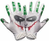 Battle Sports Villain Cloaked Adult Football Receiver Gloves