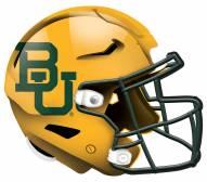 "Baylor Bears 12"" Helmet Sign"