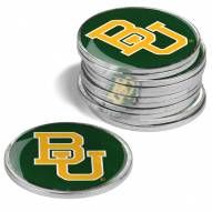 Baylor Bears 12-Pack Golf Ball Markers