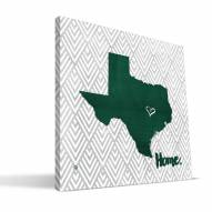"Baylor Bears 12"" x 12"" Home Canvas Print"