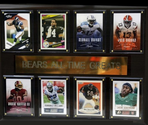 """Baylor Bears 12"""" x 15"""" All-Time Greats Plaque"""