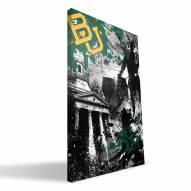 "Baylor Bears 16"" x 24"" Spirit Canvas Print"