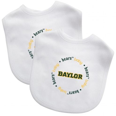 Baylor Bears 2-Pack Baby Bibs