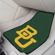 Baylor Bears 2-Piece Carpet Car Mats