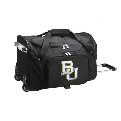 "Baylor Bears 22"" Rolling Duffle Bag"