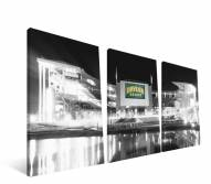 "Baylor Bears 24"" x 48"" Stadium Canvas Print"