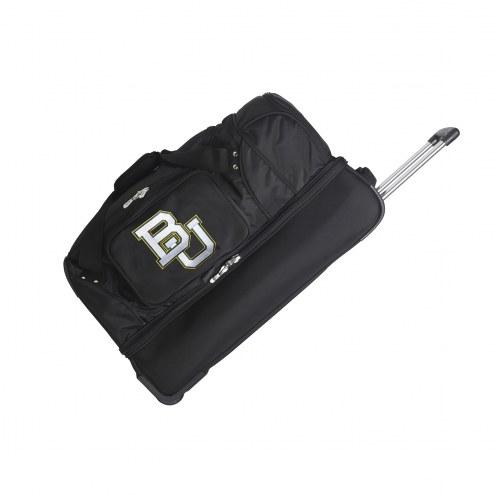 "Baylor Bears 27"" Drop Bottom Wheeled Duffle Bag"