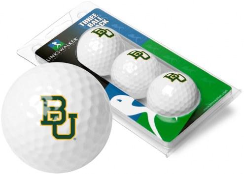Baylor Bears 3 Golf Ball Sleeve