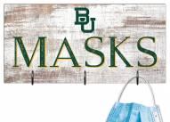 """Baylor Bears 6"""" x 12"""" Mask Holder"""