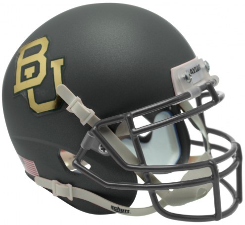 Baylor Bears Alternate 5 Schutt Mini Football Helmet