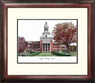Baylor Bears Alumnus Framed Lithograph