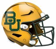 Baylor Bears Authentic Helmet Cutout Sign