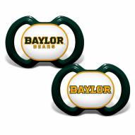 Baylor Bears Baby Pacifier 2-Pack